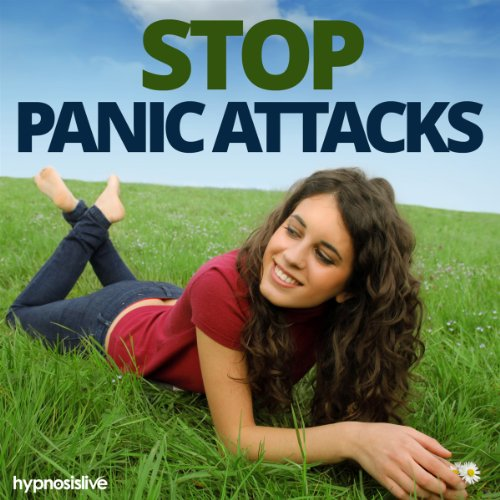 Stop Panic Attacks Hypnosis cover art