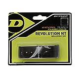 Dunlop 613235 Grip de Tenis, Unisex-Adult, Negro, Talla Única