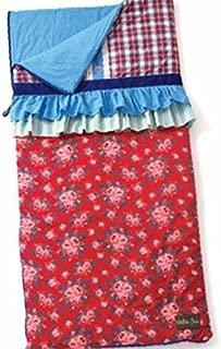Matilda Jane Sleeping Bag/blanket Clothing Bed of Roses Ruffled Sleeping Bag Blanket