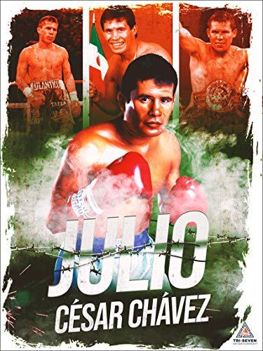 777 Tri-Seven Imprimir Entretenimento Julio César Chávez Poster Boxe Wall Art (18x24)
