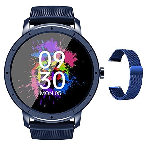 HW21 Smart Watch Men's Women's IP68 Impermeable Bluetooth Monitor De Sueño Deportivo Fitness Fitness Rasificación del Corazón Smartwatch PK W46 IWO,E