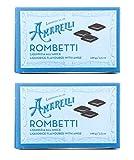 Liquirizia Amarelli Blu Rombetti all'Anice - 200 gr
