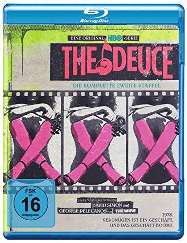The Deuce - Staffel 2 [Blu-ray]