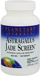 Astragalus Jade Screen Planetary Herbals 100 Tabs