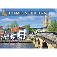 Thames & Chilterns A4カレンダー 2021