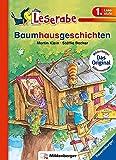 Baumhausgeschichten - Leserabe 1. Klasse - Erstlesebuch für Kinder ab 6 Jahren (Leserabe mit Mildenberger Silbenmethode)
