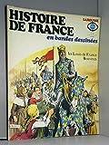 Histoire de France en bandes déssinées - N°6 - Les Louis de France - Bouvines