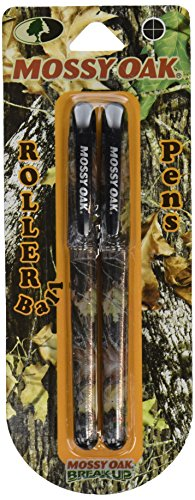 Havercamp Roller Pen Mossy Oak Camo Black Ink (2 pack)