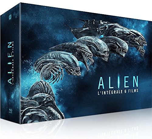 Alien-Intégrale-6 Films [Édition Collector Limitée]