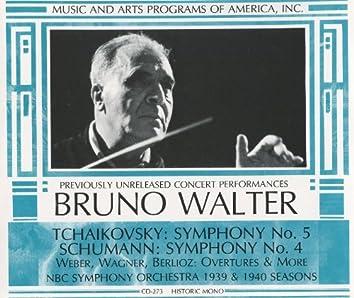 Tchaikovsky: Symphony No. 5 - Schumann: Symphony No. 4