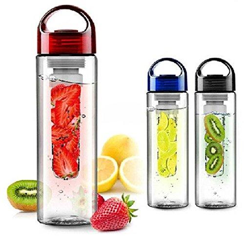 Bazaar Fruit Infuser Waterfles Sport Gezondheid Citroensap Fles