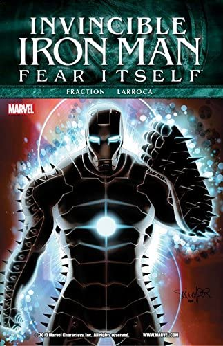 Fear Itself Invincible Iron Man Invincible Iron Man 2008 2012 product image