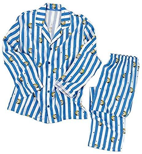 Silver Basic BTS Bangtan Boys Schlafoveralls JUNG JOOK Jimin V Harajuku Stil BT21 Pyjama Nachtwäsche Nachthemd (L, Chimmy)-1