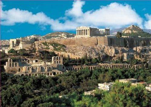 Educa Puzzle 500 Acrópolis, Atenas, Grecia 12732