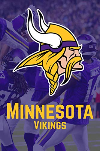 Minnesota Vikings: A Daily Journal to Get You in the Best Headspace Every Day. One Page per Day!