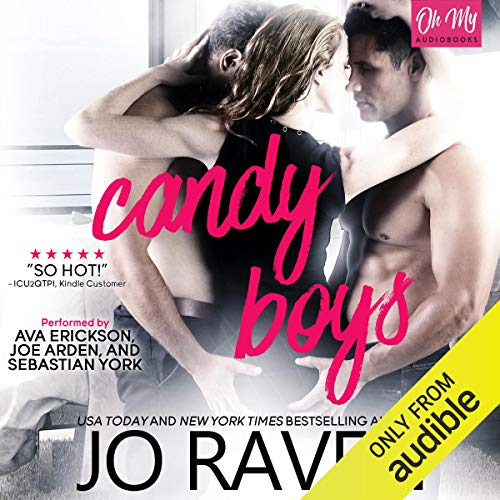 Couverture de Candy Boys