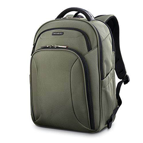 Samsonite Xenon 3.0 Checkpoint Friendly Backpack, Sage Green, Medium