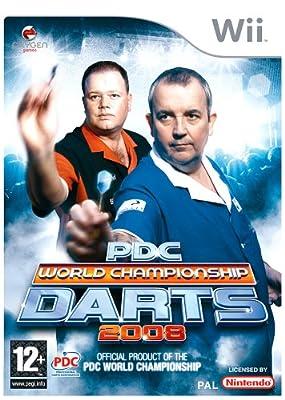 PDC World Championship Darts 2008 (Wii)
