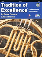 W62HF - Tradition of Excellence Book 2 - F Horn