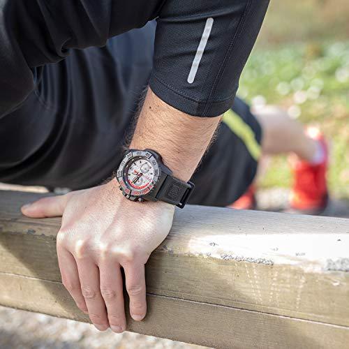 ルミノックスLUMINOX腕時計NAVYSEALCHRONOGRAPH3580SERIES3581.EY[並行輸入品]