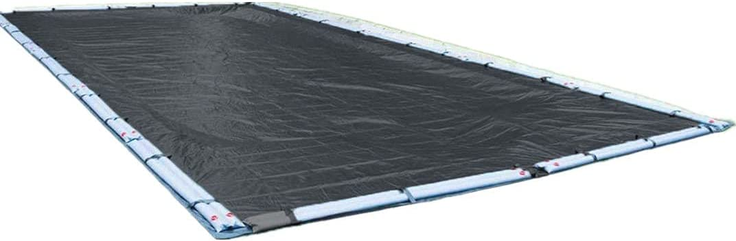 Pool Cover Brand Cheap Sale Seasonal Wrap Introduction Venue 420D Outdoor Ground Rectangular In Safety
