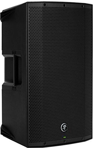 Mackie THUMP Series, 12-Inch 1300-Watt Loudspeaker with High Performance Amplifiers Built-in Mixers...