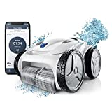 Polaris P965iQ Sport Robotic Pool Cleaner, Automatic Vacuum for InGround Pools up to 60ft, Smart App, WiFi, Amazon Alexa, 70ft Swivel Cable w/Strong Suction & Easy Access Filter Canister