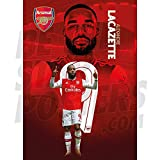 Be The Star Posters Herren Football Poster Fußballposter,