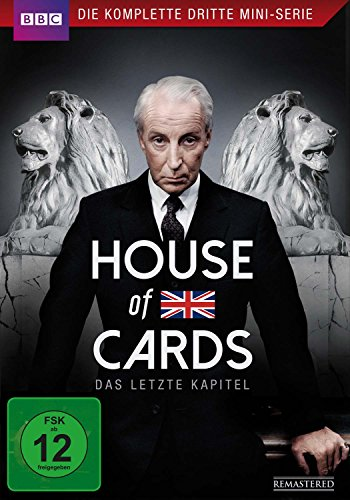 House of Cards - Die komplette dritte Mini-Serie [2 DVDs] [Alemania]