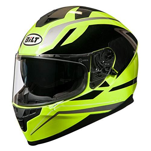 Bilt Force Ten Helmet - XS - Hi-Viz Yellow