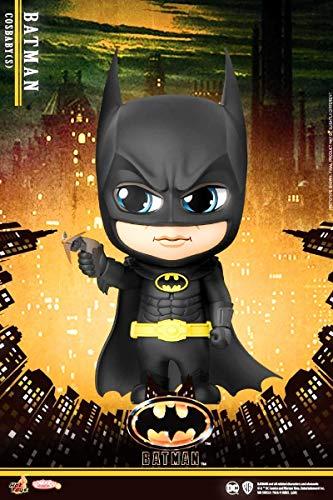 Hot Toys Batman (1989) Cosbaby Mini Figure Batman with Grappling Gun 12 cm