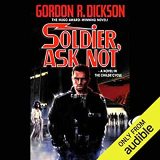 Soldier, Ask Not audiobook cover art