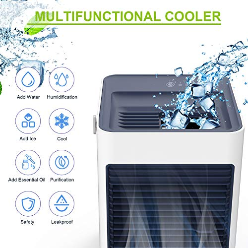 Tedgem Verdunstungskühler Mini-Klimagerät Erfahrungen & Preisvergleich