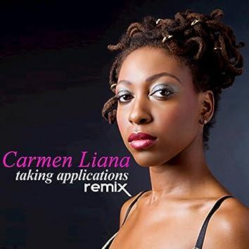 Taking Applications (Remix)