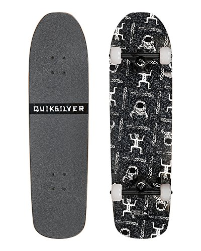 Quiksilver Africa Spirit Skateboard Mixte Adulte, Multicolore