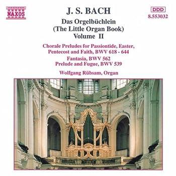 Passiontide BWV 618-624  Wir danken dir Herr Jesu Christ dass du fur uns gestorben bist BWV 623