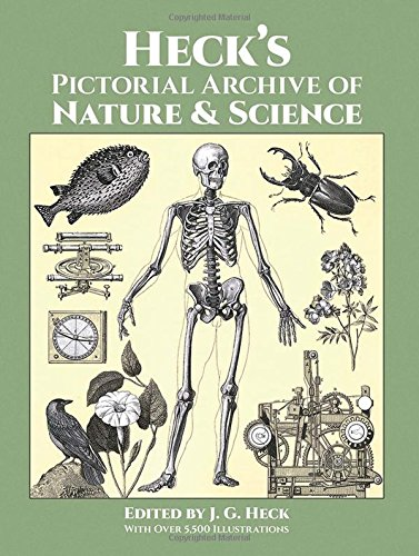 Compare Textbook Prices for Heck's Pictorial Archive of Nature and Science Dover Pictorial Archive, Vol. 3 New edition Edition ISBN 9780486282916 by Heck, J.  G.