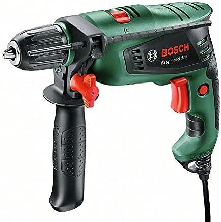 Bosch EasyImpact 570 Darbeli Matkap Easyimpact 570 (570 Watt, Çanta Içinde), Yeşil