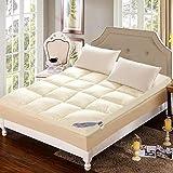 zyl El colchón del hogar Mide 180 * 200 cm.el Material de plumón y Terciopelo es súper Suave y Grueso.Es Adecuado para...