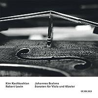 Brahms: Sonaten fur Viola und Klavier