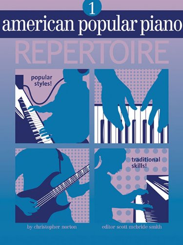 American Popular Piano - Repertoire: Level One - Repertoire