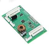 Platine stable portative de poussée de TV de module de courant constant durable de carte PCB pour 26-65 pouces TV LCD