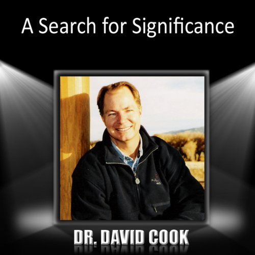 A Search for Significance audiobook cover art