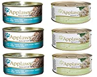 Complementary food for kittens Omega-6 and -3: for healthy skin Completely natural: exclusively natural ingredients of the finest quality and completely free from additives Perfect mix pack for your kittens Also suitable for sensitive cats