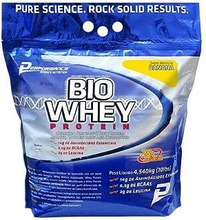 Bio Whey Protein Performance Nutrition Banana - 4,5 Kg