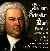 J.S. Bach Complete Partitas