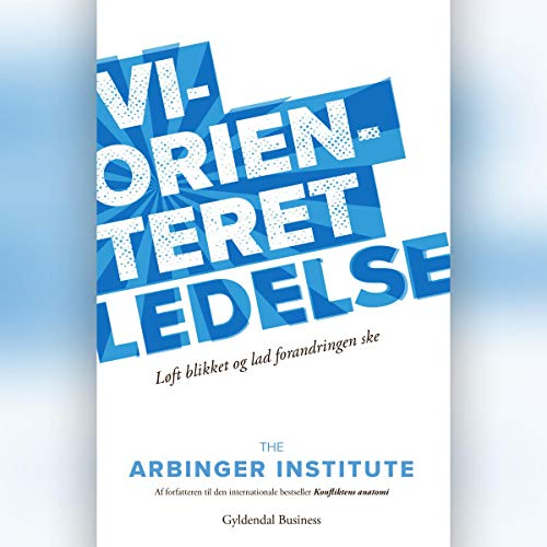 Vi-orienteret ledelse  By  cover art