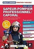 Réussite Concours Sapeur-pompier professionnel/caporal - 2021-2022