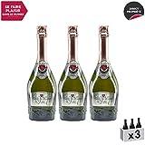 Méthode Traditionnelle Cuvée Fondateur 1927 Rosé Rosé - Maison Perret - Appellation VDF Vin Mousseux - Origine Savoie - Vin effervescent Rosé de Savoie - Bugey - Lot de 3x75cl