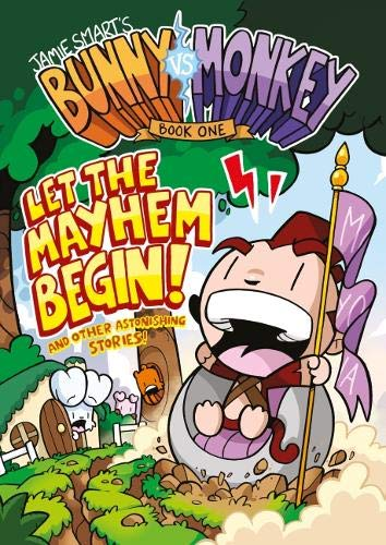 Bunny vs Monkey 1: Let the Mayhem Begin (The Phoenix Presents)
